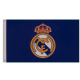 Real Madrid Official Crest Football Flag 1520mm x 910mm (bst)